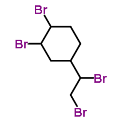 1,2-Dibromo-4-(1,2-dibromoethyl)cyclohexane