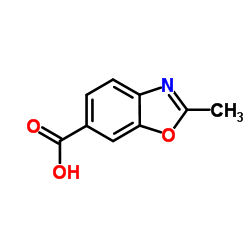 2-Methyl-1,3-benzoxazole-6-carboxylic acid