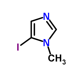 5-Iodo-1-Methyl-1H-Imidazole